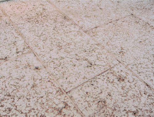 pavimento in pietra di prun